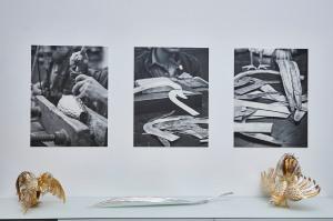 Ausstellung The House of Tane design by Bodo_Sperlein AD bei ... Tane in den Neuen Werkstätten Promenadeplatz 8 in München am 02.07.2015 Fotos: Markus Kehl / www.markuskehl.de / 0049177 71 75 163