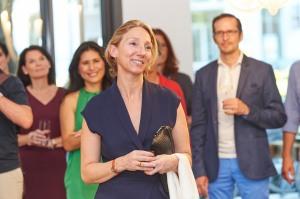 Sylvie Ligonie AD bei ... Tane in den Neuen Werkstätten Promenadeplatz 8 in München am 02.07.2015 Fotos: Markus Kehl / www.markuskehl.de / 0049177 71 75 163