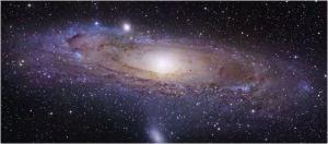 NASA_Andromeda