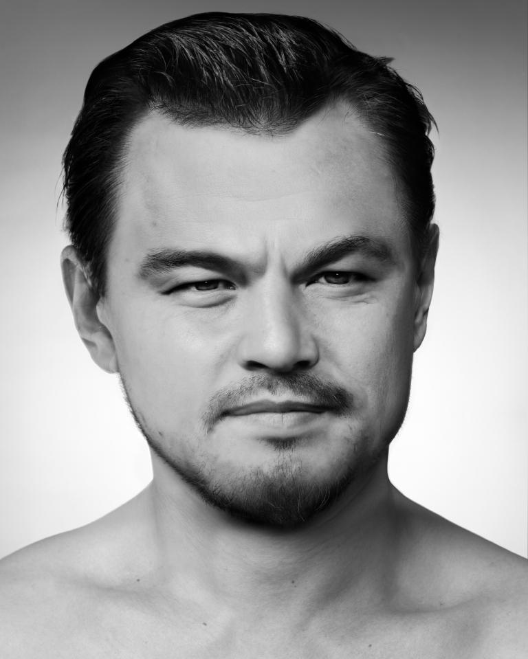 Leonardo DiCaprio100x130cm 5+2ap2013