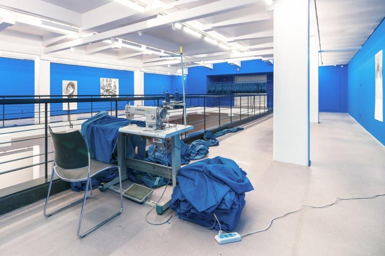 Production Line_HUGO BOSS Asia Art_2015_courtesy of Rockbund Art Museum_01