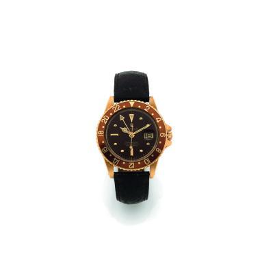 Rolex- GMT Master