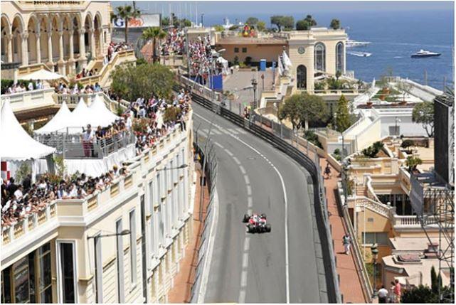 Summer in Monaco